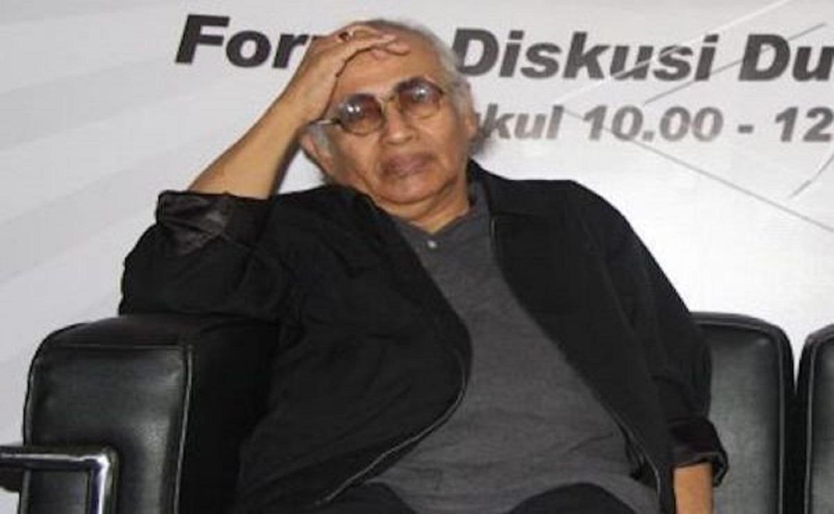 Guru Besar Universitas Pertahanan (Unhan) Prof Salim Haji Said. (Foto: Antara/Supriatna)