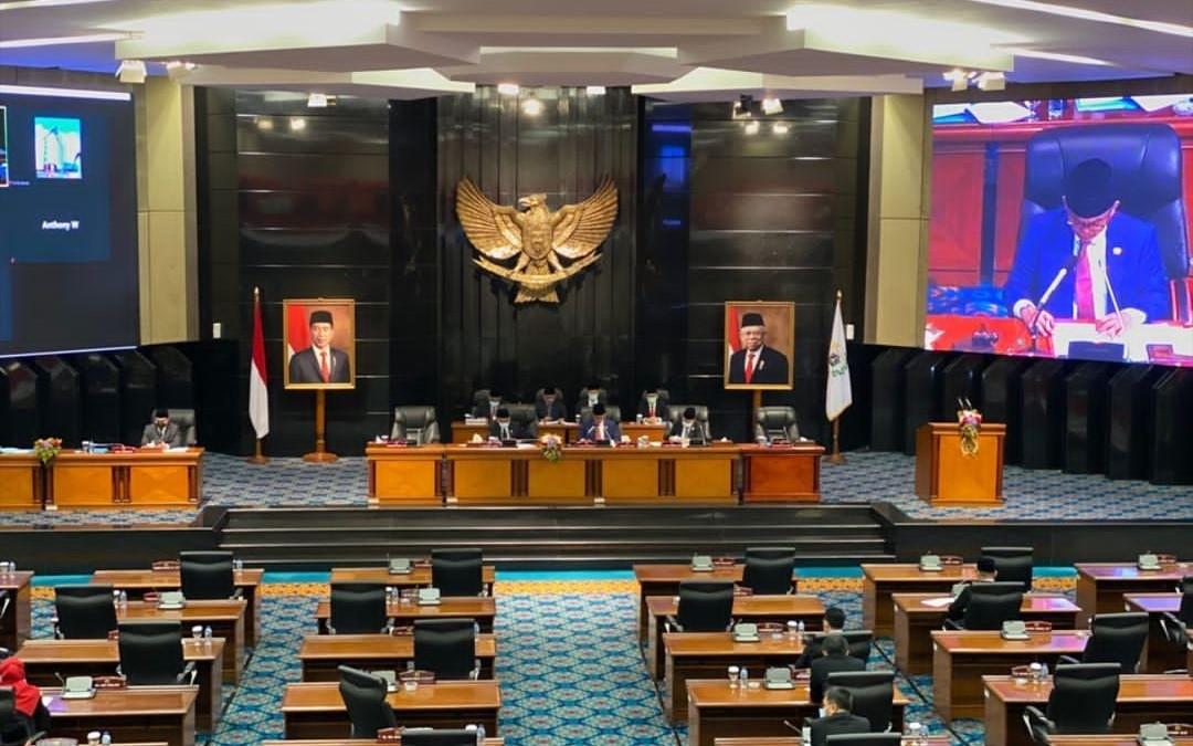 Gaji DPRD DKI Naik hingga Rp 700 Juta, Tokoh Nasional Berang!