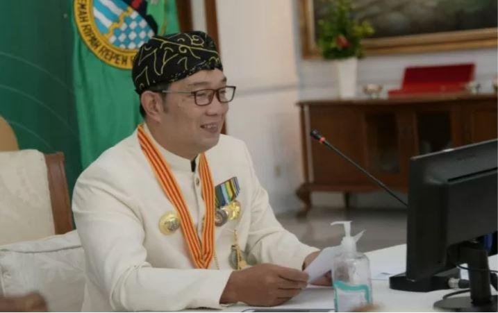 Gubernur Jabar M Ridwan Kamil. (Foto: Dok Humas Pemprov Jabar)
