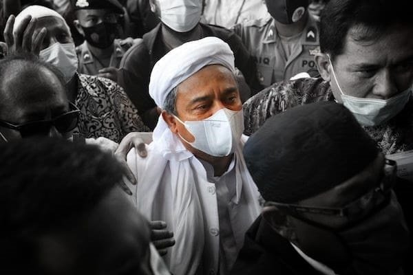 Kejagung Sampaikan Pernyataan, Habib Rizieq CS Siap-siap!