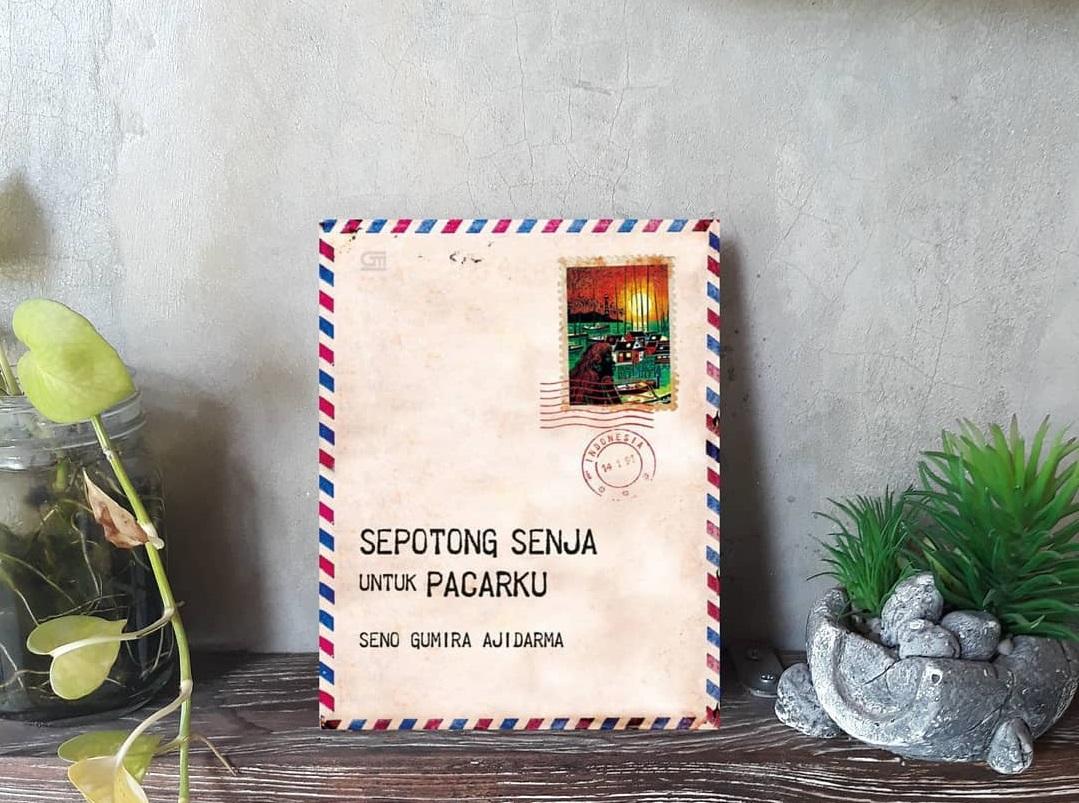 Karya Legenda Seno Gumira Aji Darma, Wajib Baca (Foto: Instagram/solusi buku)