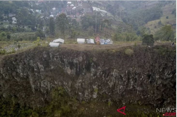 Potensi Gempa Dahsyat Sesar Lembang Bikin BMKG…