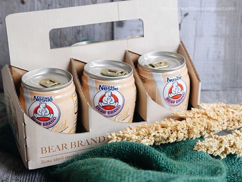 Khasiat susu beruang bagi kesehatan (Foto: clarenstefanie)