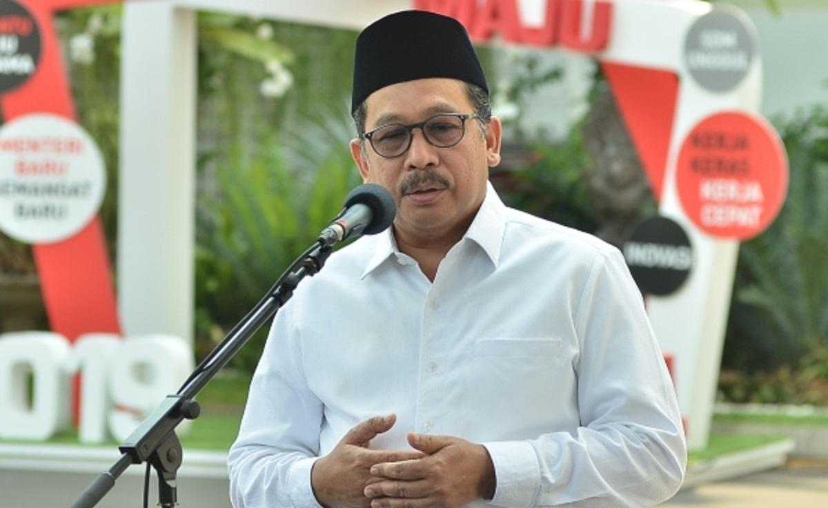 Wakil Menteri Agama Zainut Tauhid Sa'adi. (Foto: Dok. JPNN.com)