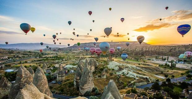 Wisata Turki menjadi favorit traveler Indonesia. Foto: Travel News Digest