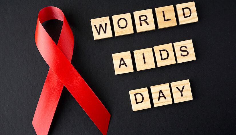 Hari Aids Sedunia. Ilustrasi: Health Line