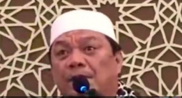 Yahya Waloni. (Foto:Tangkapan layar YouTube)