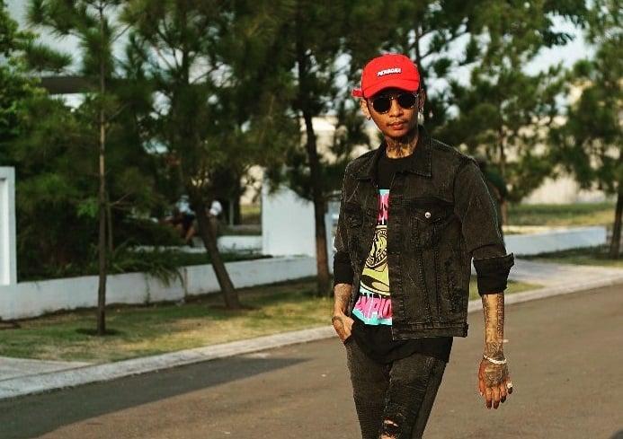 Rapper Young Lex (Foto: Instagram/@young_lex18)