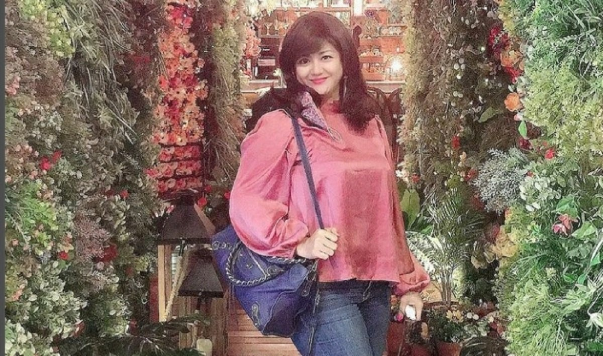 Aktris Yuyun Sukawati lapor ke KPAI, (Foto: Instagram/yuyunjinjun)