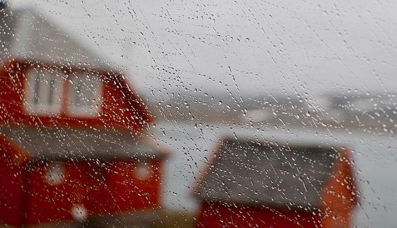 Ilustrasi musim hujan (Pixabay)