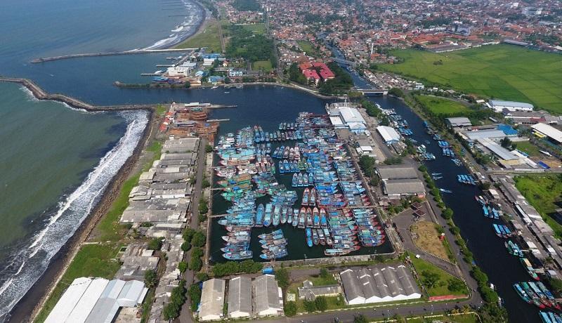 Ilustrasi pelabuhan perikanan (Dok KKP)
