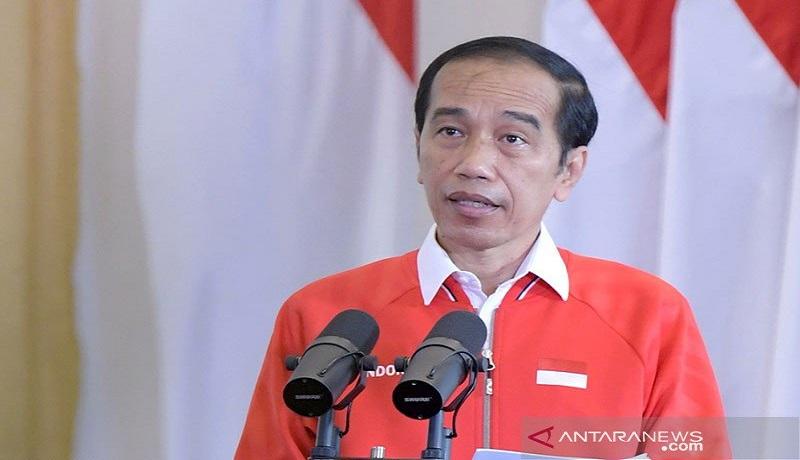 Bukan Puan Maharani, Ternyata Jokowi Dukung Capres yang Ini