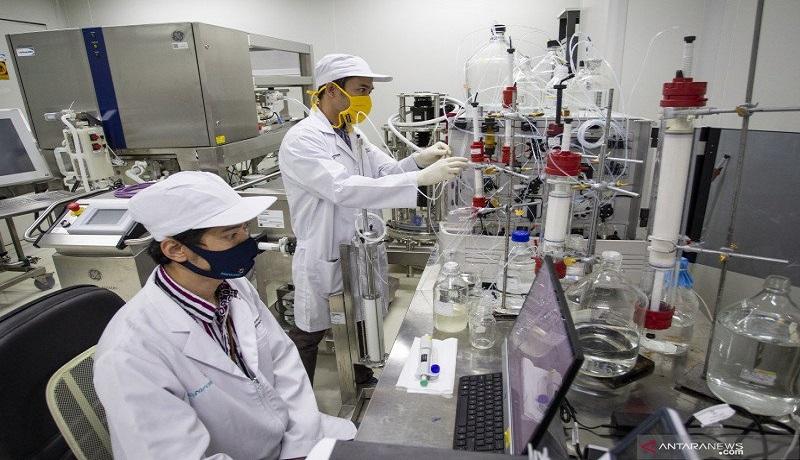 Ada Kabar Baik Vaksin Merah Putih, Semoga Corona Cepat Berlalu