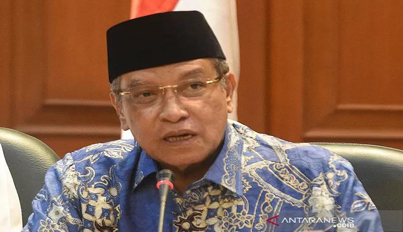 Ketum Pengurus Besar Nahdlatul Ulama (NU) Kiai Said Aqil Siroj. FOTO: Antara