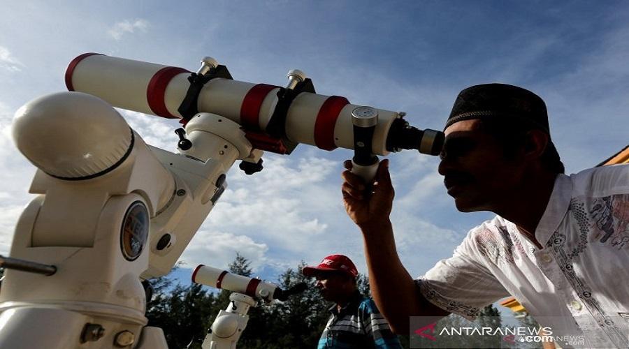 Hilal Tertinggi di Bengkulu, Awal Puasa Ramadan Besok