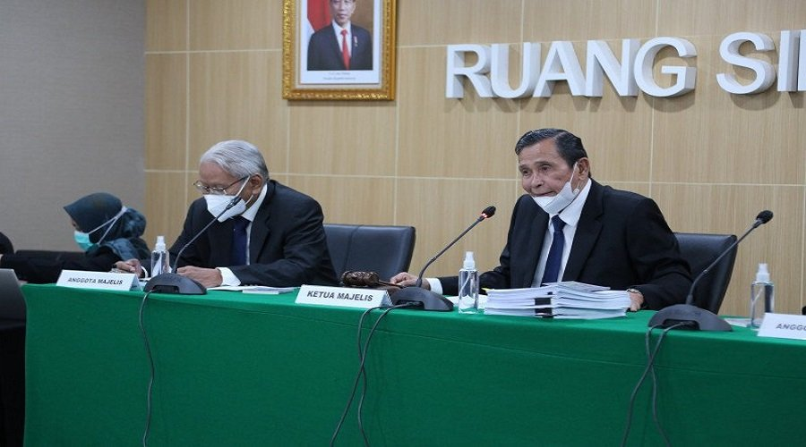 Ketua Dewan Pengawas KPK Tumpak Hatorangan Panggabean. FOTO: Antara