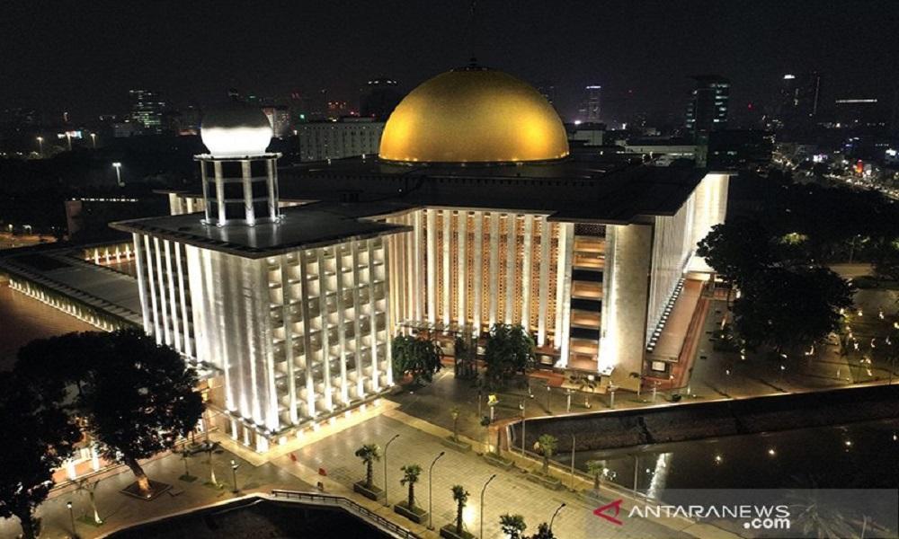 Pengumuman, Masjid Istiqlal Tiadakan Salat Idulfitri