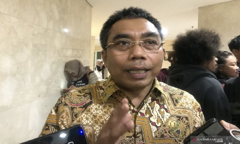 Politikus PDIP Gembong Warsono. FOTO: Antara
