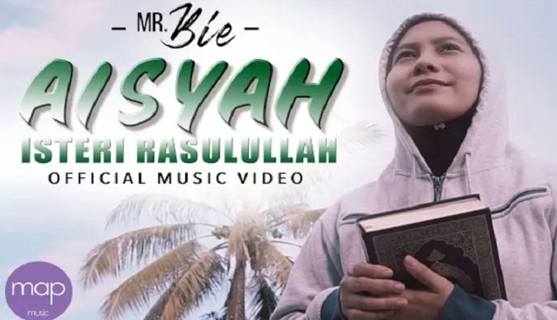 Cover Lagu Aisyah. (YouTube Map Musik)