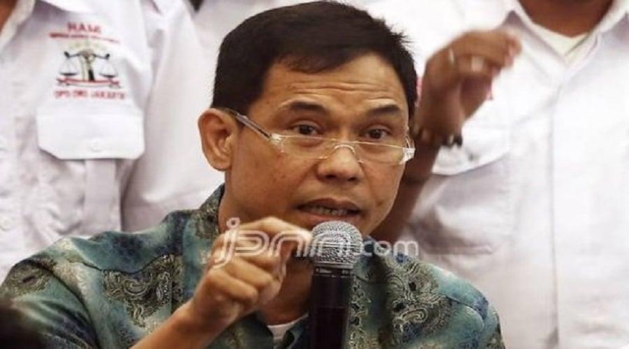 Jubir eks FPI Munarman. FOTO: JPNN