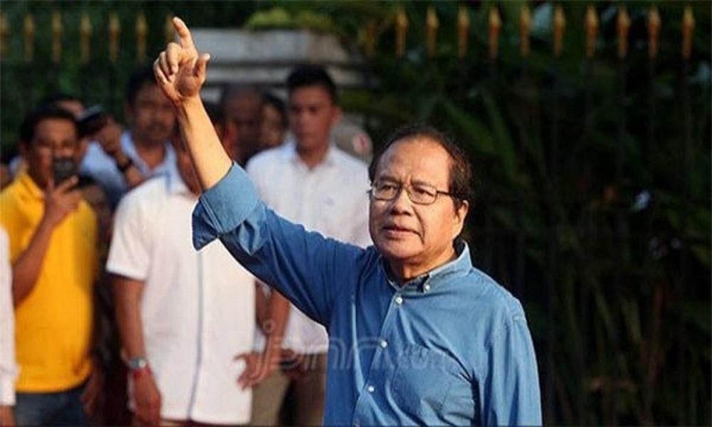 Rizal Ramli, salah satu tokoh oposisi. FOTO: JPNN