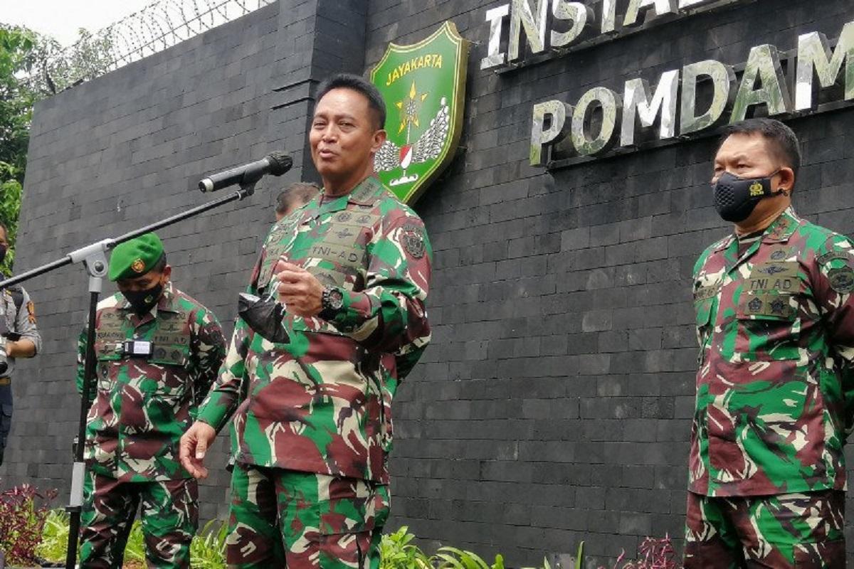 Jenderal Andika Perkasa Murka, Tangkap Hidup-hidup Pratu Lucky