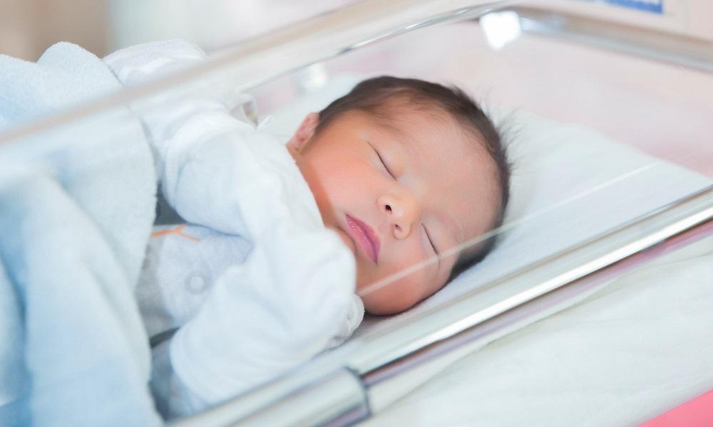 Ilustrasi bayi perempuan (Foto: Freepik)
