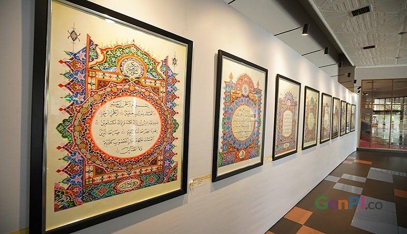 Museum Bayit Al-Qur'an. FOTO: GenPI.co