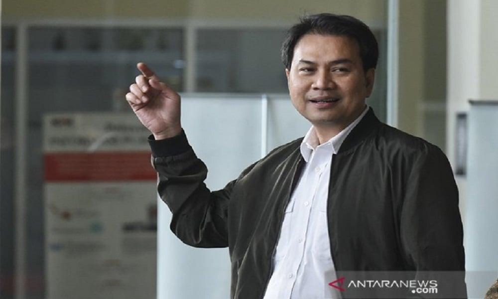 Wakil Ketua DPR Azis Syamsuddin. FOTO: Antara
