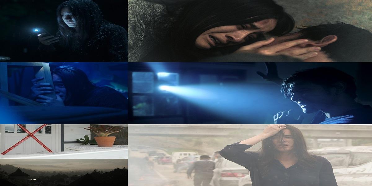 Cuplikan Film Lockdown. (falcon)