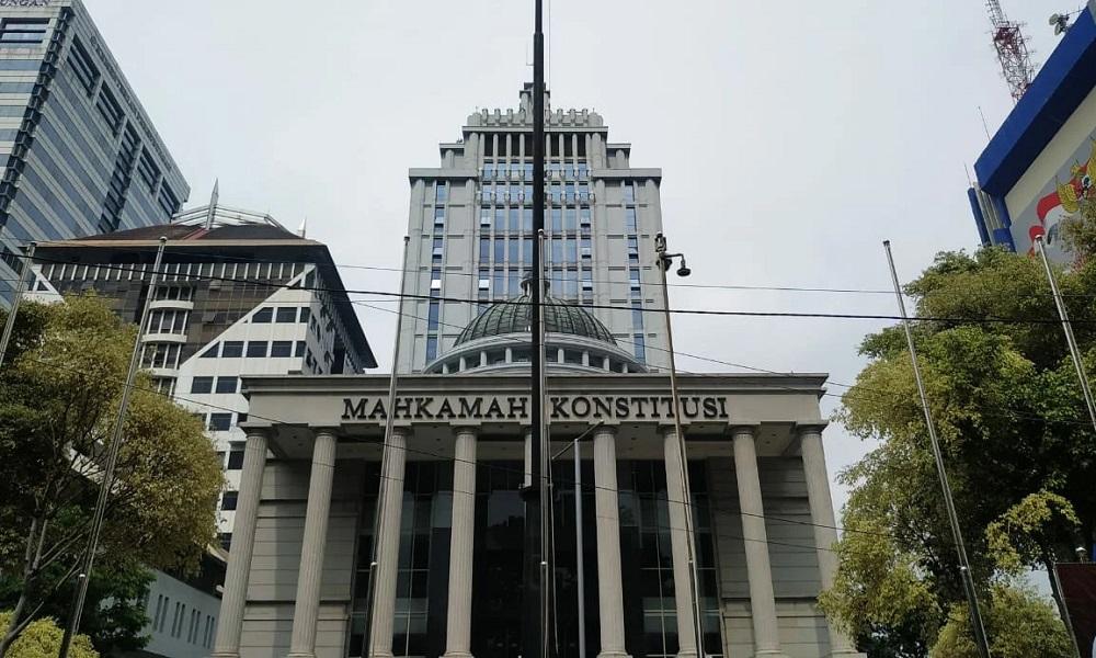 Ilustrasi Gedung Mahkamah Konstitusi. FOTO: JPNN
