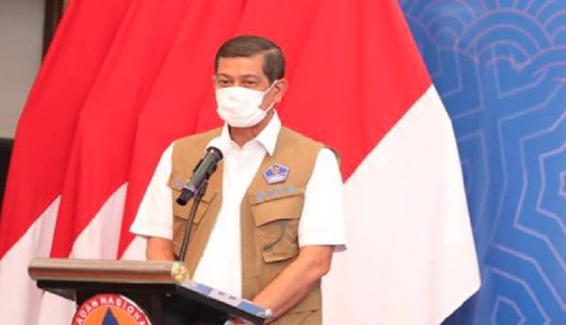 Kepala BNPB Doni Monardo (Instagram/bnpb_indonesia)