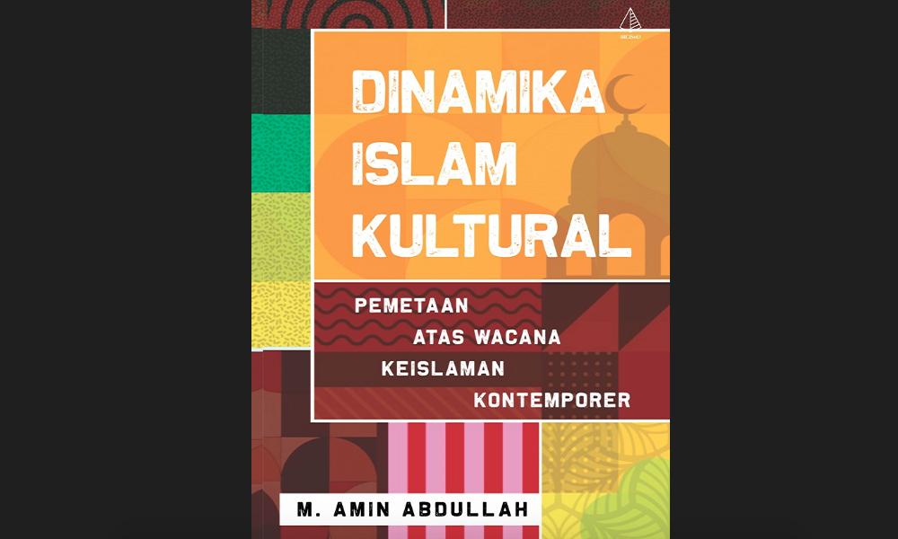 Buku Dinamika Islam Kultural. (Gramedia)