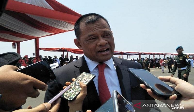 Mantan Panglima TNI Gatot Numantyo. FOTO: Antara