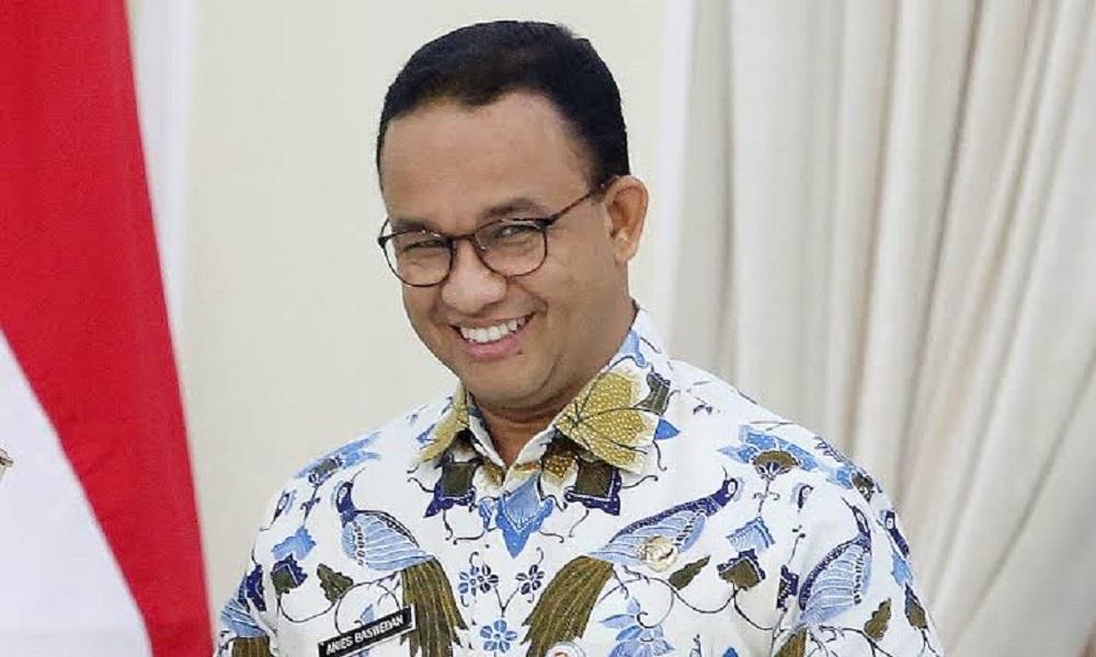 Gubernur DKI Anies Baswedan. FOTO: JPNN