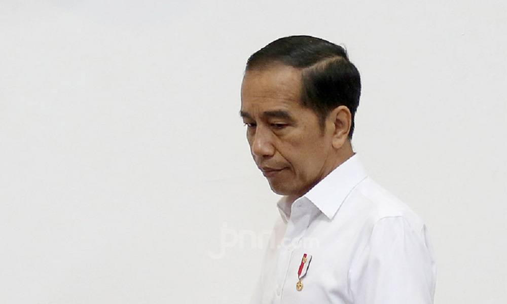 Ayo Dong, Pak Jokowi Jadi Juru Damai Israel - Palestina