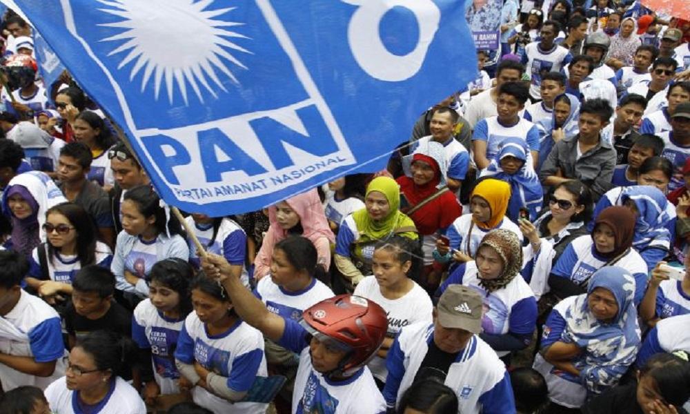 Partai Amanat Nasional (PAN). FOTO: Antara