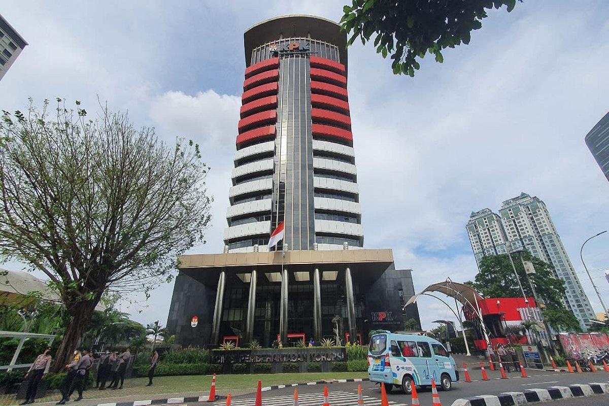 Gedung KPK di Kuningan, Jakarta Selatan. FOTO: Panji/GenPI.co