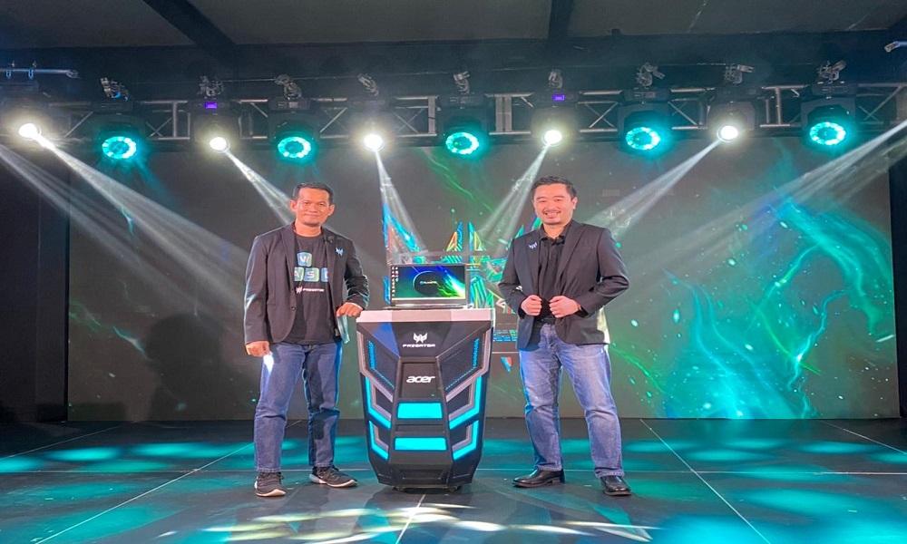 Peluncuran laptop Predator Helios 300. (Acer )
