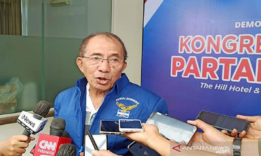 Politisi senior Max Sopacua. FOTO: Antara