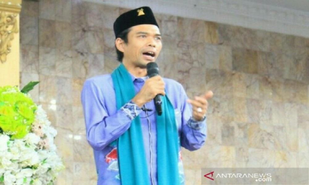 Ustaz Abdul Somad (UAS). FOTO: Antara