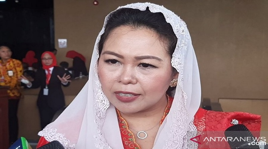 Mendadak, Yenny Wahid Ungkit Konflik PKB Zaman Gus Dur