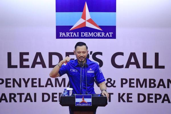 DPD Sumut Sujud ke AHY, Nasib Demokrat Terselamatkan