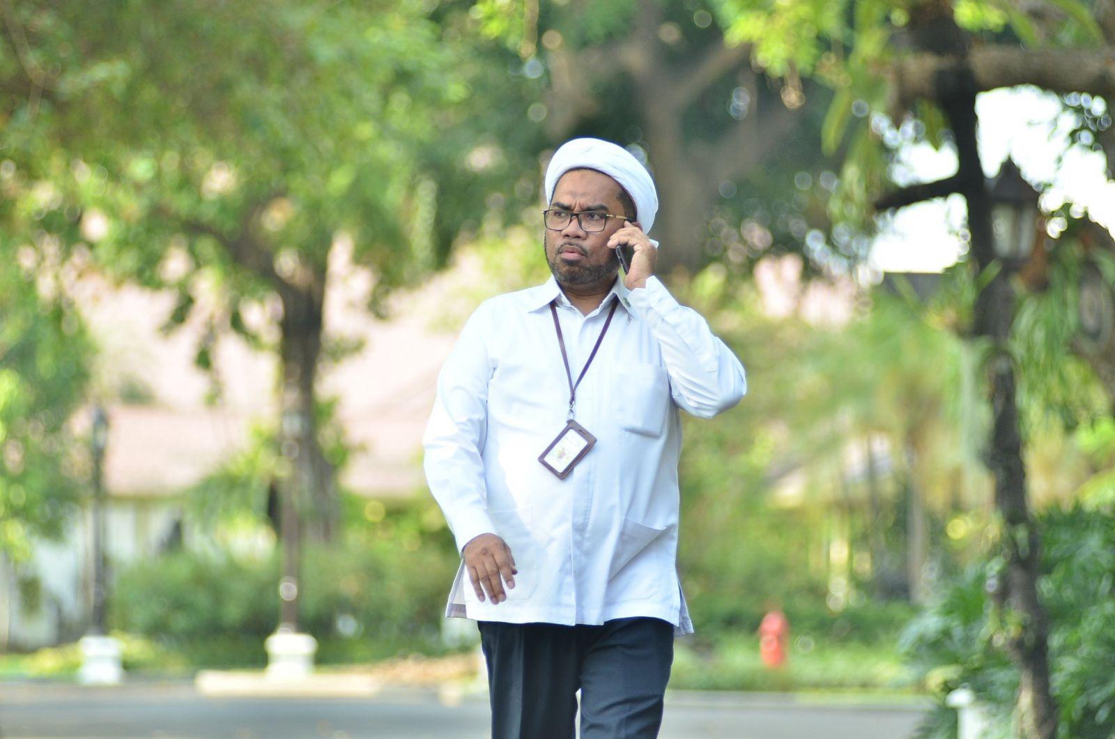 Eks Demokrat Bongkar Alasan Ali Ngabalin Sindir Busyro Muqodas