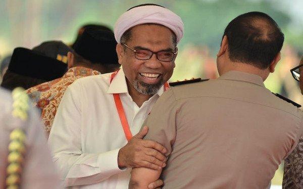 Mantan politikus Partai Demokrat Ferdinand Hutahaean mengkritik pernyataan Staf Ahli Kepala Staf Kepresidenan (KSP) Ali Ngabalin. (foto: M Fathra Nazrul Islam/JPNN)