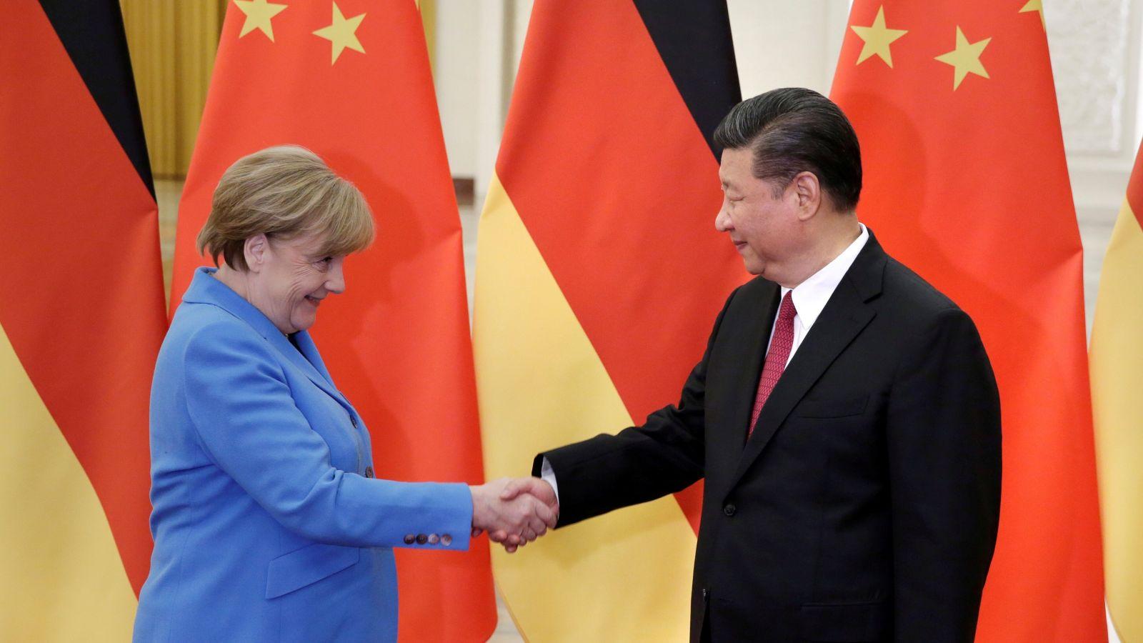Eropa memberikan angin segar kepada China, usai Jerman secara terbuka akan memberikan bantuan kepada China. (foto: Reuters)
