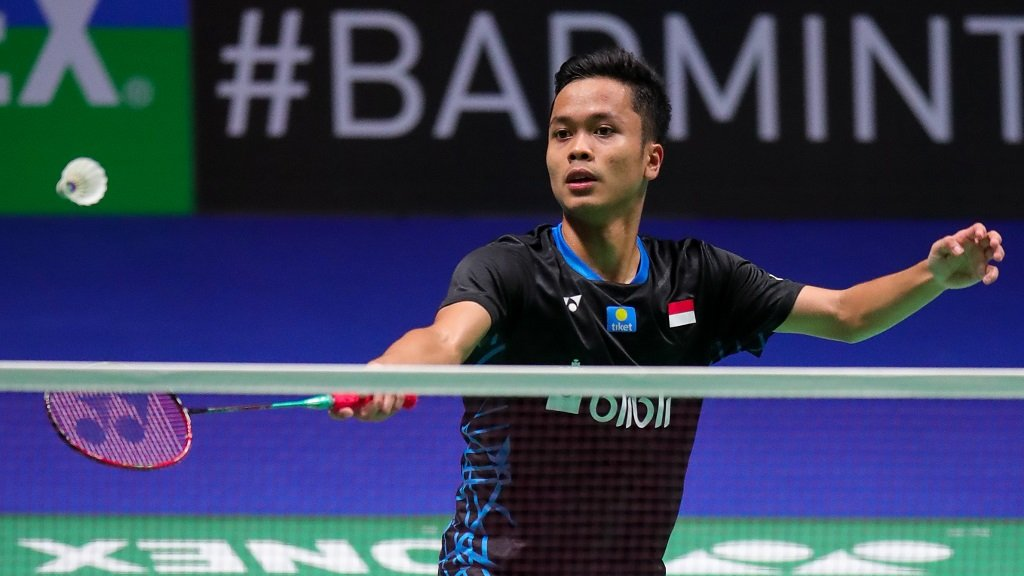 Live Streaming Wakil Indonesia di Toyota Thailand Open Hari Ini