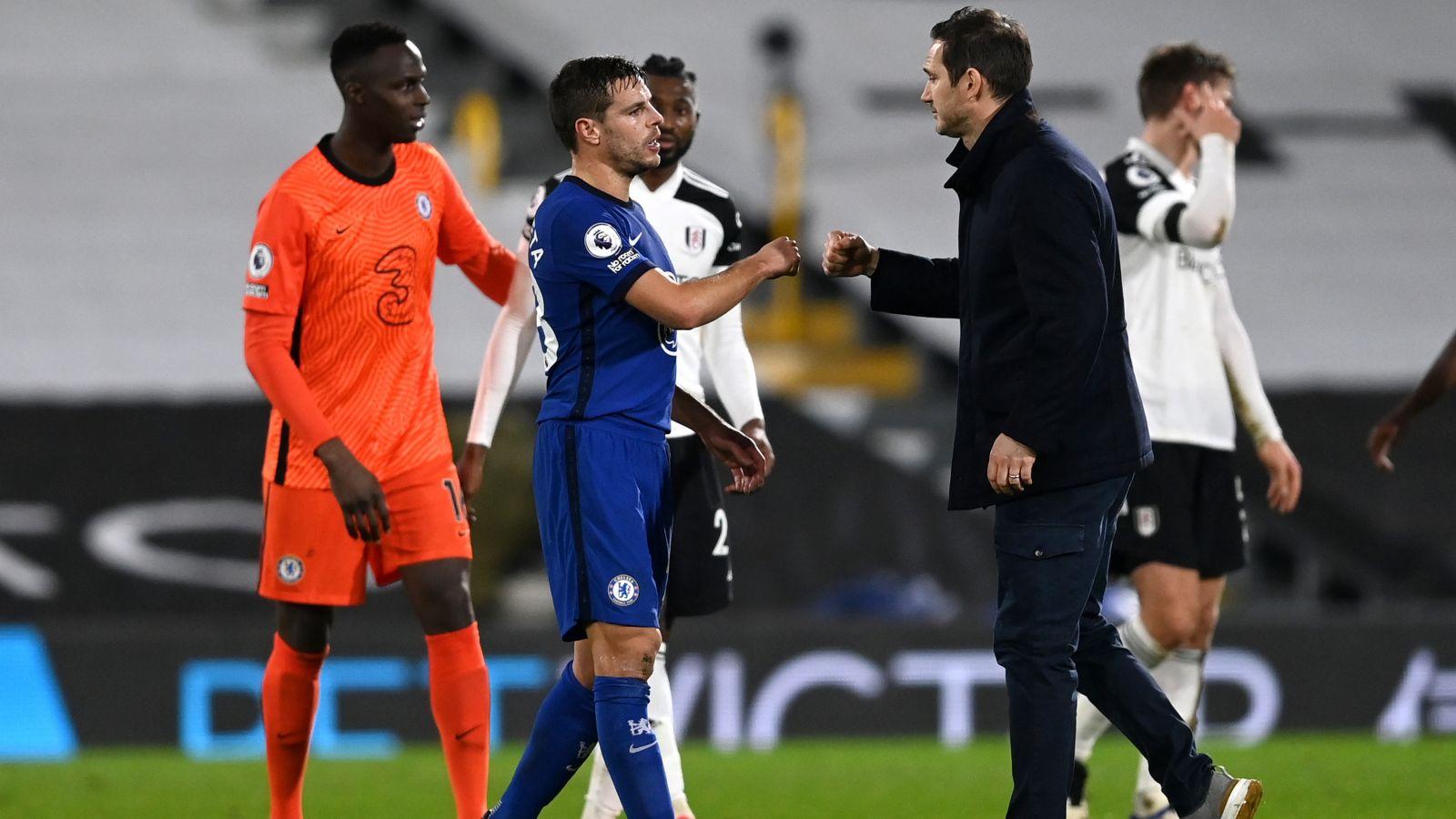 Jadwal Liga Inggris Hari Ini: Leicester City vs Chelsea