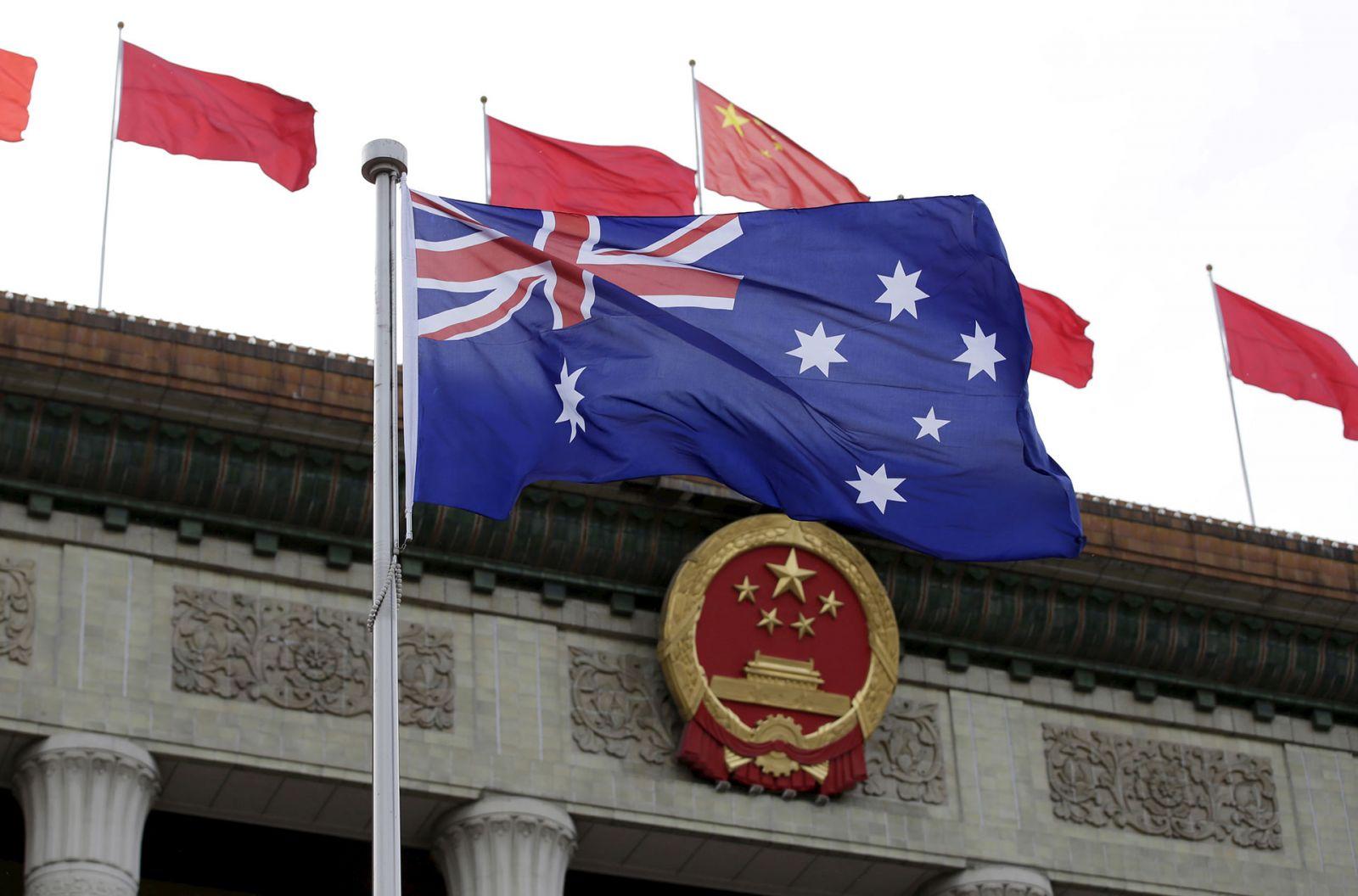 Sebuah fakta mencengangkan terungkap usai bocornya kabar bila seorang jenderal Australia telah menyiapkan rencana perang melawan China.(foto: REUTERS/Jason Lee)