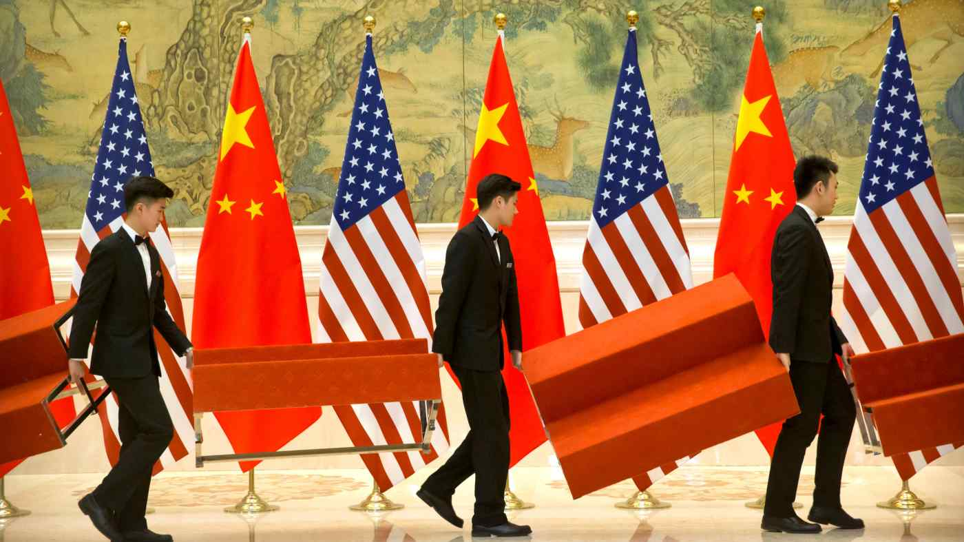 Serangan Amerika Serikat Telak, 7 Perusahaan China Jadi Korban